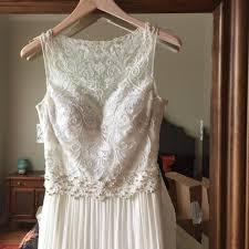 preowned wedding dress new preowned weddings marketplace tradesy