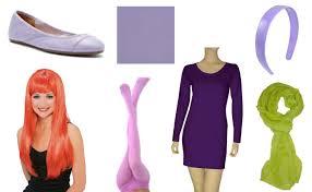 Halloween Costumes Purple Dress Daphne Blake Costume Diy Guides Cosplay U0026 Halloween