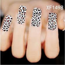 discount acrylic nail tips leopard 2017 acrylic nail tips