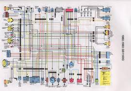 1982 virago 750 wiring harness gandul 45 77 79 119