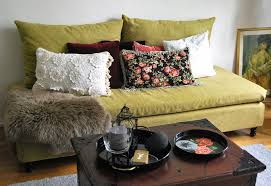 How To Sofa How To Turn A Bed Into A Sofa Rags To Couture