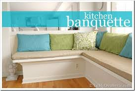 How To Build Banquette Bench With Storage How To Make A Banquette Cushion Diy Banquette Cushion Photo