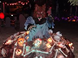 the spooktacular halloween house of lights voice of the valley