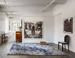Sculptured Rugs And Carpets Meng I Han Feng Collection By Tai Ping Photographed By Francis