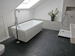 slate bathroom ideas black slate tile shower flooring cleaning slate