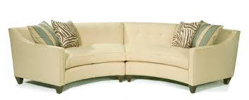 Two Sided Couch 25 Contemporary Curved And Round Sectional Sofas
