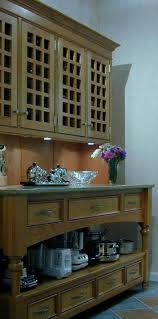 kitchen wall mounted cabinets hutch cupboards instead of wall hung cabinets