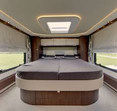 luxury caravan this luxury caravan is basically a fancy hotel room you can drive