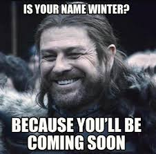 Got Meme - game of thrones season 1 what the heck winter ashely flashe