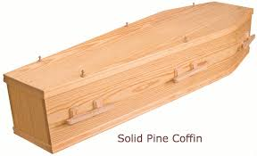 pine coffin traditional coffins endings
