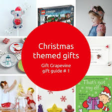 themed gifts christmas themed gifts for babies and kids gift grapevine 2017