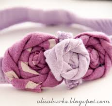 how to make baby flower headbands 17 diy fabric flowers to make tip junkie