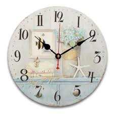 Pendule Murale Cuisine by Horloge Murale Shabby Achat Vente Horloge Murale Shabby Pas