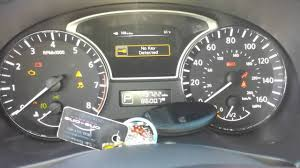 nissan altima 2013 images 2013 nissan altima key not detected youtube