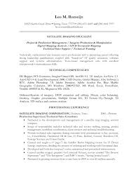 gis specialist resume gis technician cover letter basic gis