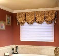 Patterns For Curtain Valances Diy Valance Easy Affordable Kitchen Window Valances Diy Shower