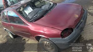 opel corsa 2004 white opel corsa 1995 1 4 mechaninė 2 3 d 2016 8 18 a2948 used car