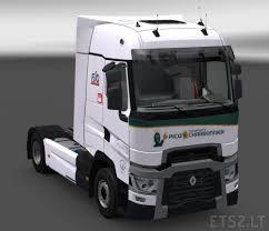renault truck 2016 renault range t ets 2 mods