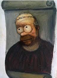 Monkey Jesus Meme - christ painting ruined mafiamedia