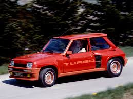 renault 5 turbo group b renault 5 turbo influx