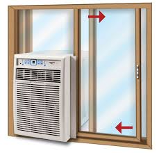 How To Install Portable Air Conditioner In Awning Window Vertical Window Air Conditioner Air Conditioners Vertical Ac