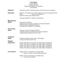 resume format for in word resume format cv resume format word inside
