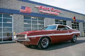 Dodge Challenger 1970 - 1970 dodge challenger fast lane classic cars