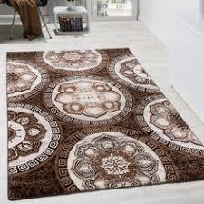 designer teppiche designer teppich lurex klassich gemustert glitzer teppich lila