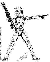 star wars clone trooper coloring pages trends book star wars clone