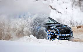 subaru drift snow sno drift rally u2013 dirally com