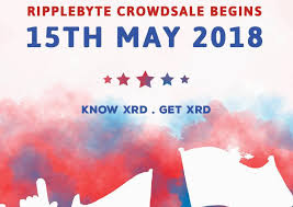 ripplebyte is launching token sale on may 15th but what ripplebyte