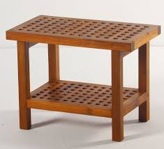 how to build of wood teak shower bench u2014 interior home design