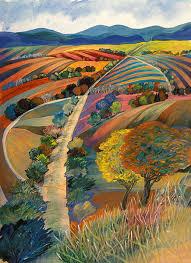 Vermont landscapes images Judith lerner vermont artist landscape paintings selected jpg