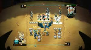 might and magic clash of heroes apk might and magic clash of heroes review gaming nexus