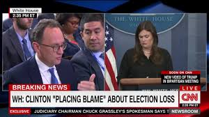beastmode sarah sanders blasts hillary clinton u0027s excuse making