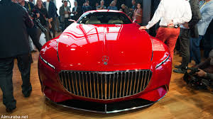 maybach 6 interior mercedes vision mercedes maybach 6 concept live 17 2018 mercedes