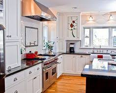 Colonial Kitchen Design The Open Kitchen Concept Designing The Cleanup Zone Kitchen