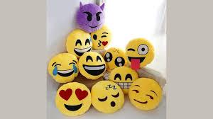 1pc 30cm cute emoji cushion home smiley face pillow stuffed toy