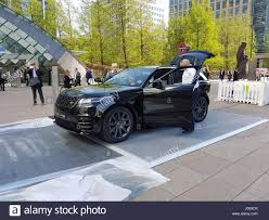 land rover london the range rover velar seen in london canary wharf 06 april 2017