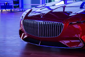 maybach mercedes coupe vision mercedes maybach 6 coupe concept 18