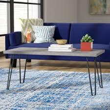 Thin Coffee Table Narrow Coffee Table Bench Wayfair