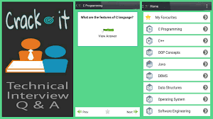 it interview questions android apps on google play