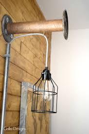 diy industrial bobbin light hanging u2022 grillo designs