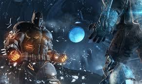 batman shows off his new suit in this arkham origins dlc image