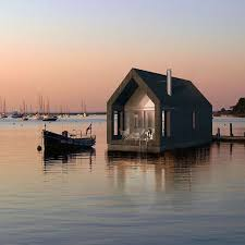 beautiful lake huron floating house by mos inhabitat green 17 best houseboat woonboot images on pinterest boat house small