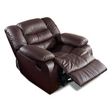 antique european creative cow real genuine leather chair single