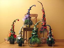 handmade christmas handmade christmas trees ideas form peak