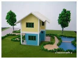 2 stories house thai house plans 2 bedroom 2 stories