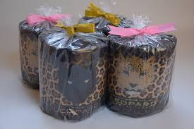 wrapped toilet paper morika rakuten global market 02p06may15 new leopard