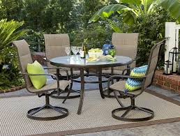 Outdoor Furniture Sale Sears by Garden Oasis Harrison 7 Pc Dining Set Only 257 29 At Sears